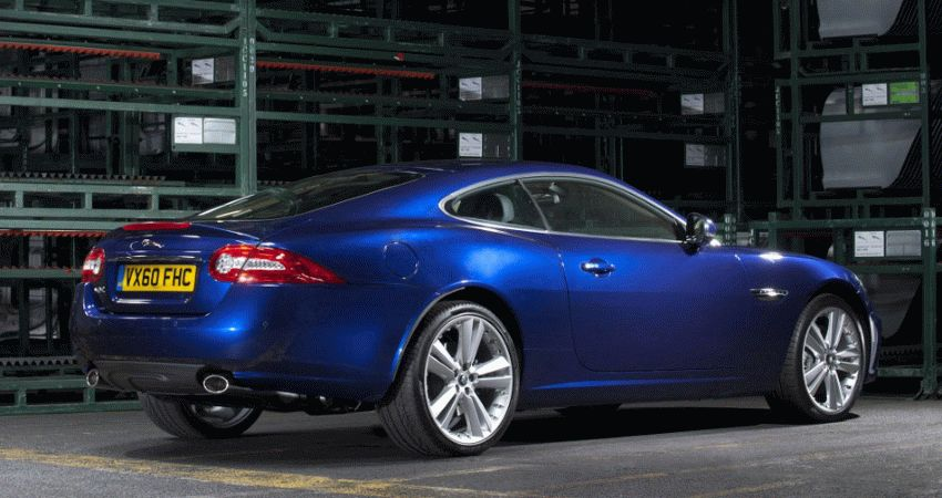 kupe katalog  | jaguar xk ii kupe 1 | Jaguar XK II Купе | Jaguar XK