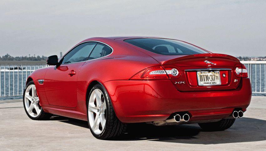 kupe katalog  | jaguar xkr ii kupe 2 | Jaguar XKR II Купе | Jaguar XK