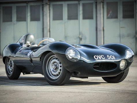 istoriya zarubezhnogo avtoproma  | jaguar d type 7 | История автомобилей Jaguar | Jaguar