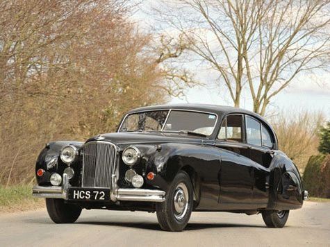 istoriya zarubezhnogo avtoproma  | jaguar mark vii 6 | История автомобилей Jaguar | Jaguar