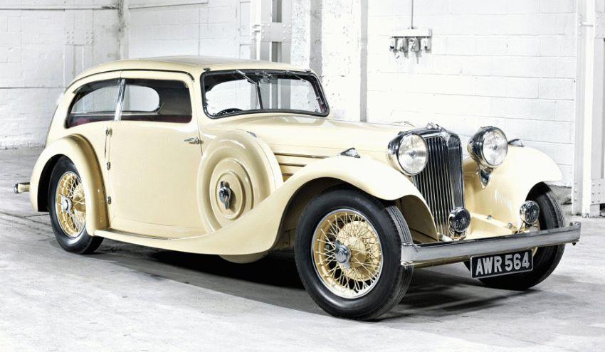 istoriya zarubezhnogo avtoproma  | jaguar ss1 1 | История автомобилей Jaguar | История Jaguar