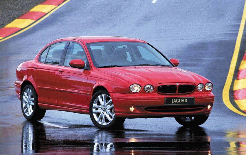 istoriya zarubezhnogo avtoproma  | jaguar x type 16 | История автомобилей Jaguar | История Jaguar