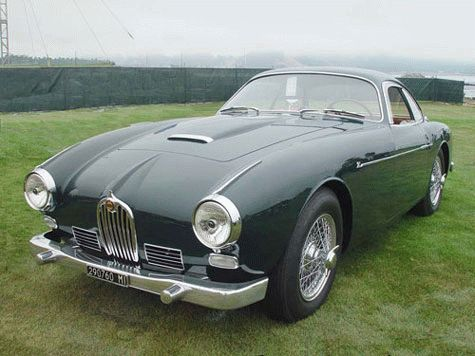 istoriya zarubezhnogo avtoproma  | jaguar xk140 3 | История автомобилей Jaguar | История Jaguar