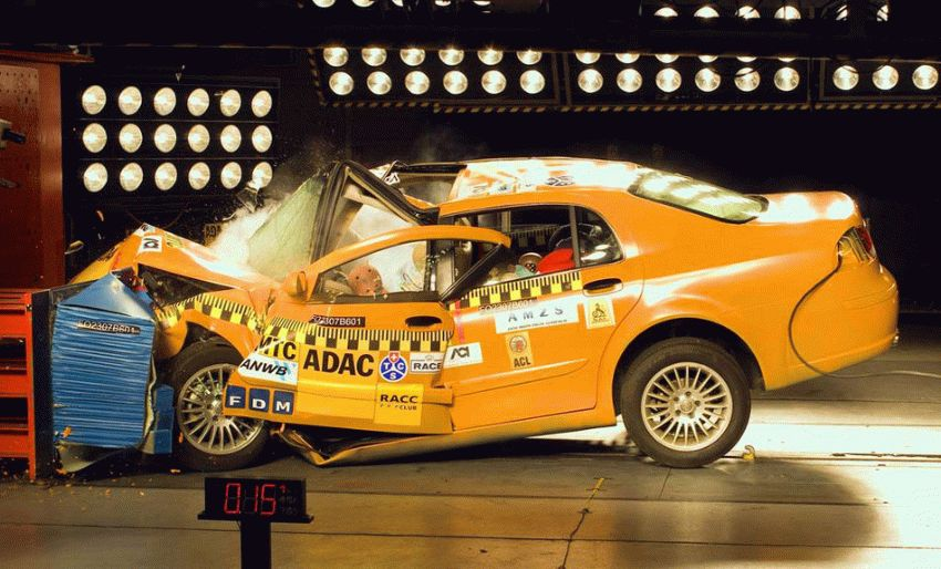 avtoproizvodstvo  | krahs test 1 | Как проводят краш тесты автомобиля | Краш тесты