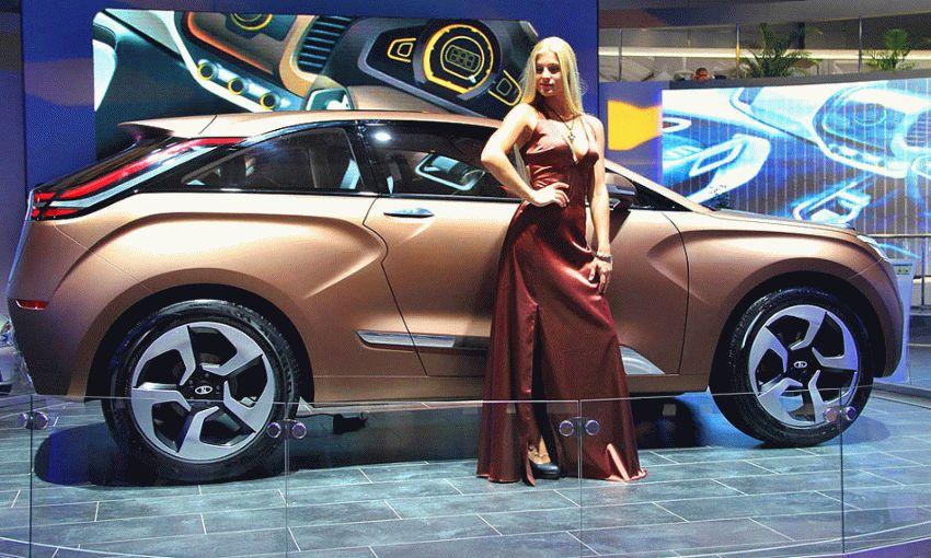 koncept avto  | lada xray 1 | Новая LADA XRay | LADA XRay