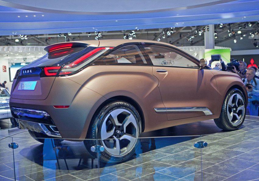 koncept avto  | lada xray 2 | Новая LADA XRay | LADA XRay