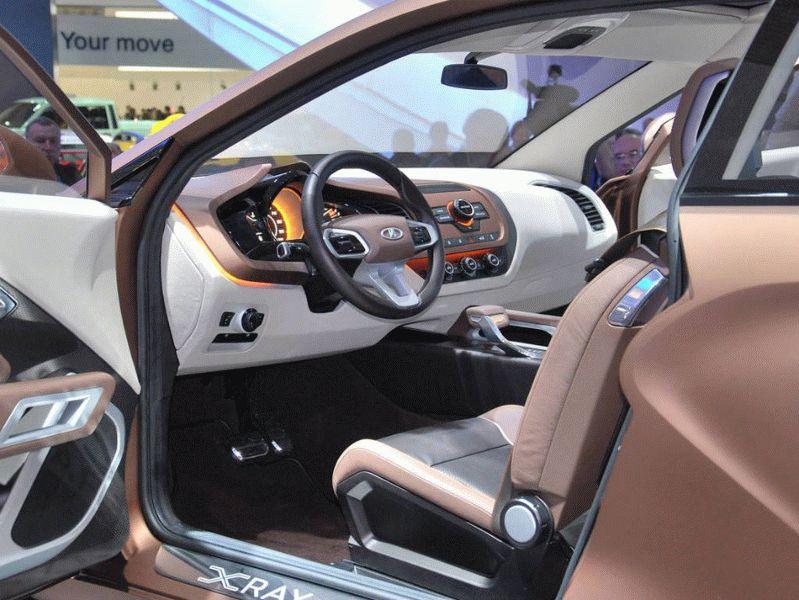 koncept avto  | lada xray 3 | Новая LADA XRay | LADA XRay