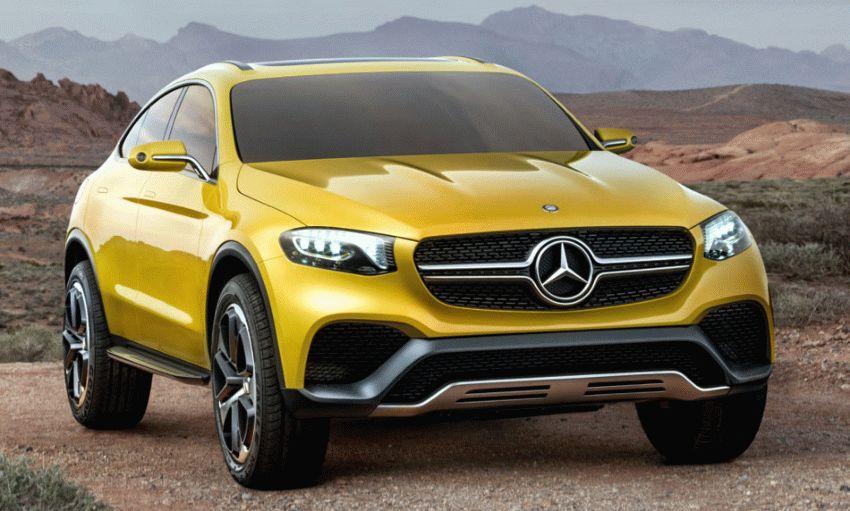 koncept avto  | mercedes benz glc coupe koncept kar 3 | Mercedes Benz GLC Концепт | Mercedes Benz GLC
