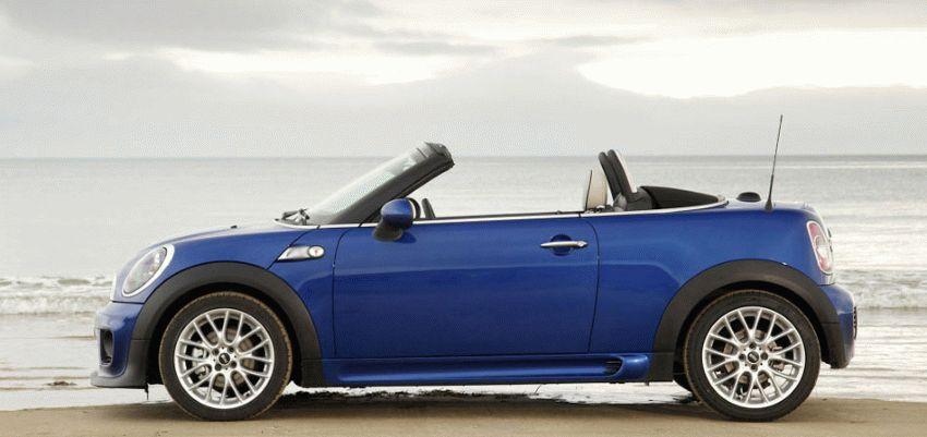 kabriolet katalog  | mini cooper sd roadster 1 | Mini Roadster SD Cooper Родстер | Mini Roadster SD Cooper