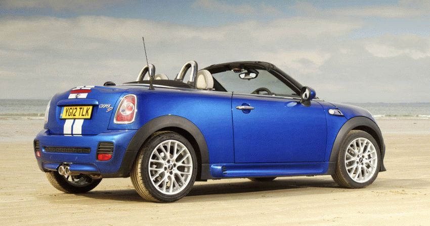 kabriolet katalog  | mini cooper sd roadster 2 | Mini Roadster SD Cooper Родстер | Mini Roadster SD Cooper