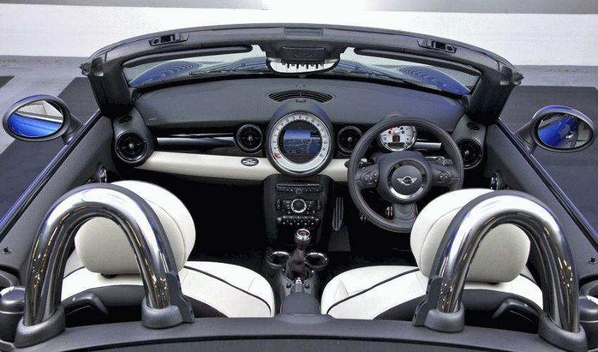kabriolet katalog  | mini cooper sd roadster 3 | Mini Roadster SD Cooper Родстер | Mini Roadster SD Cooper