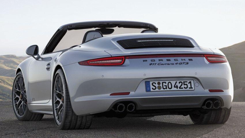 kabriolet katalog  | porsche 911 carrera 4 gts vii 991 kabriolet 1 | Porsche 911 Carrera 4 GTS VII Кабриолет | Porsche 911
