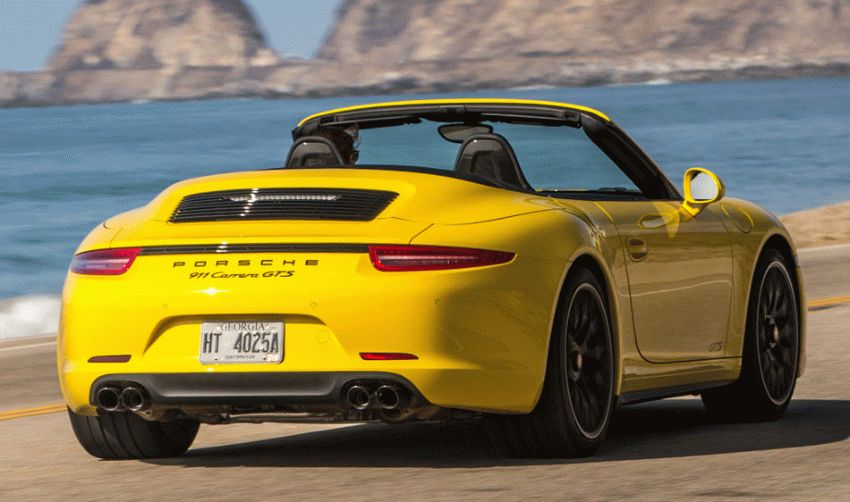 kabriolet katalog  | porsche 911 carrera gts vii 991 kabriolet 1 | Porsche 911 Carrera GTS (991) VII Кабриолет | Porsche 911