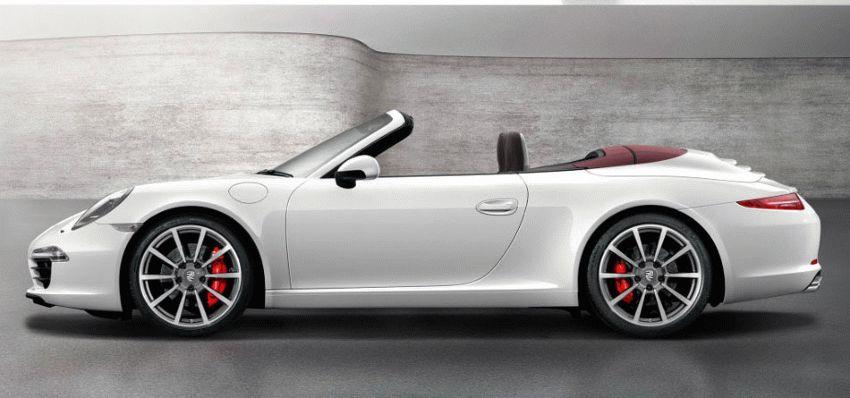kabriolet katalog  | porsche 911 s vii 991 kabriolet 1 | Porsche 911 Carrera S VII (991) Кабриолет | Porsche 911