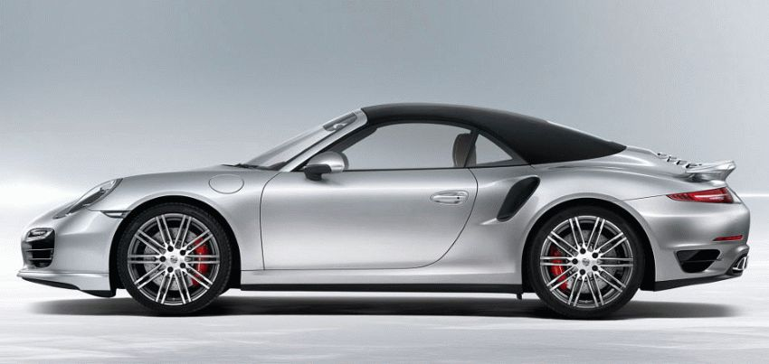 kabriolet katalog  | porsche 911 turbo vii 991 kabriolet 1 | Porsche 911 Turbo VII (991) Кабриолет | Porsche 911