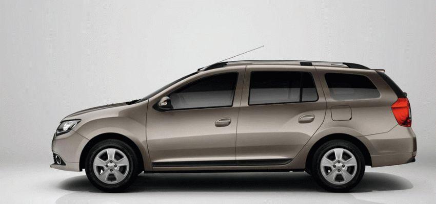 universal katalog  | renault logan ii universal 1 | Renault Logan II Универсал | Renault Logan II