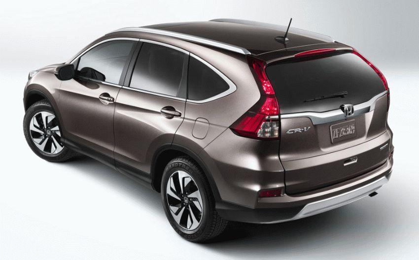 krossovery honda  | test drayf honda cr v 2 0 2 | Honda CR V 2.0 (Хонда СРВ 2.0) | Тест драйв Honda Honda CR V