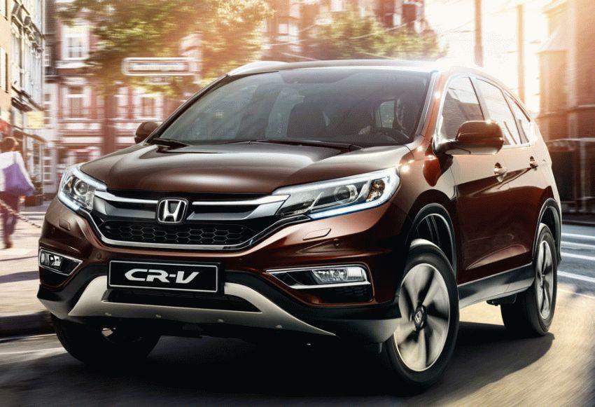 krossovery honda  | test drayf honda cr v 2 0 6 | Honda CR V 2.0 (Хонда СРВ 2.0) | Тест драйв Honda Honda CR V
