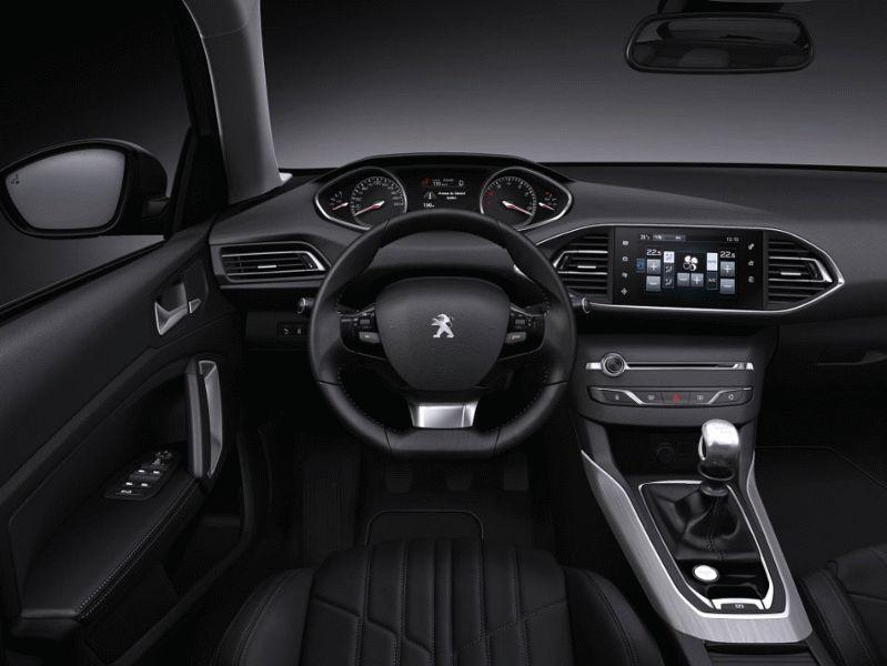 khyechbek peugeot  | test drayv peugeot 308 2 | Peugeot 308 (Пежо 308) | Peugeot 308