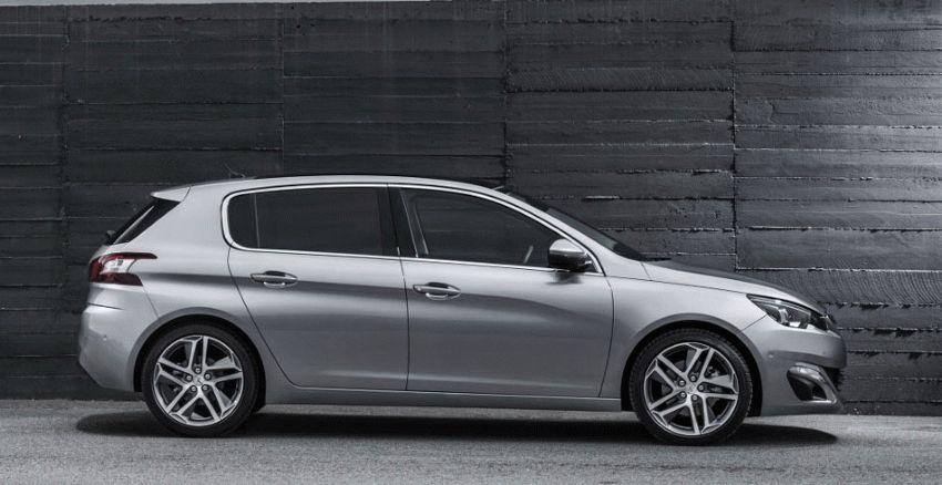 khyechbek peugeot  | test drayv peugeot 308 4 | Peugeot 308 (Пежо 308) | Тест драйв Peugeot Peugeot 308