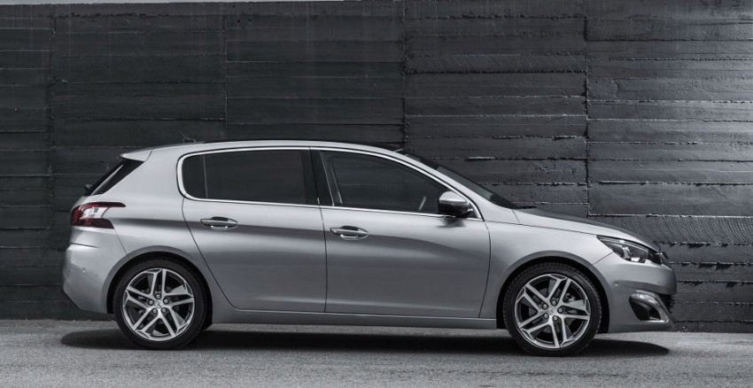 khyechbek peugeot  | test drayv peugeot 308 4 | Peugeot 308 (Пежо 308) | Peugeot 308