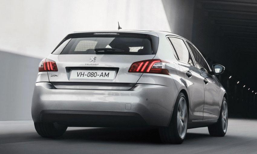 khyechbek peugeot  | test drayv peugeot 308 5 | Peugeot 308 (Пежо 308) | Peugeot 308