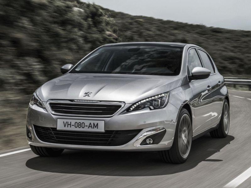 khyechbek peugeot  | test drayv peugeot 308 6 | Peugeot 308 (Пежо 308) | Тест драйв Peugeot Peugeot 308