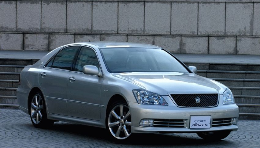 otzyv o avto  | toyota crown 1 | Отзыв по Toyota Crown | Toyota Crown