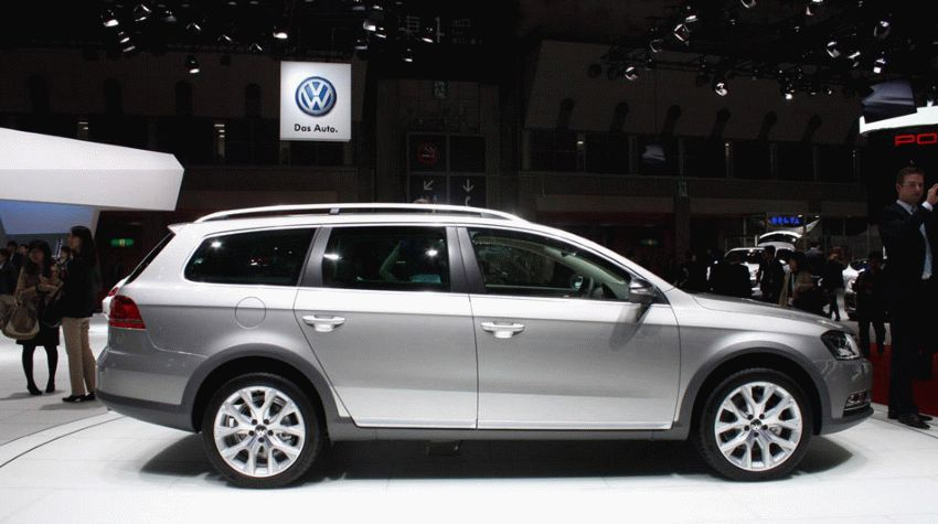 universaly volkswagen  | volkswagen passat alltrack 1 | Volkswagen Passat Alltrack и Passat Variant | Volkswagen Passat