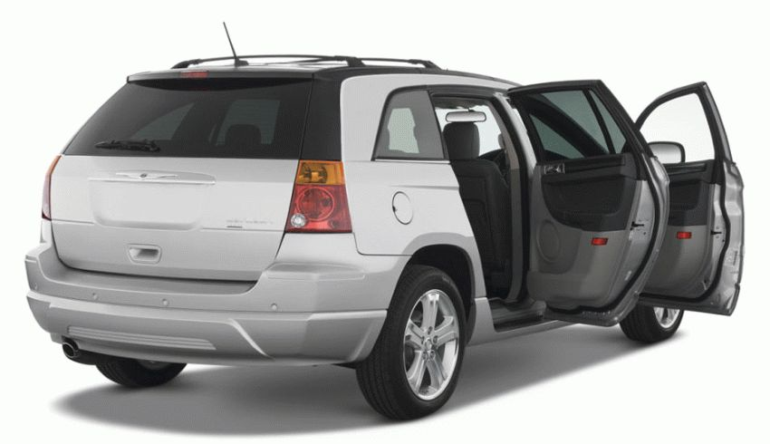 universal katalog  | chrysler pacifica universal 1 | Chrysler Pacifica Универсал | Chrysler Pacifica