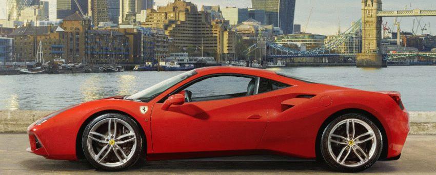 sport kary kupe ferrari  | ferrari 488 gtb pervaya poezdka 7 | Ferrari 488 GTB (Феррари 488) | Тест драйв Ferrari Ferrari 488