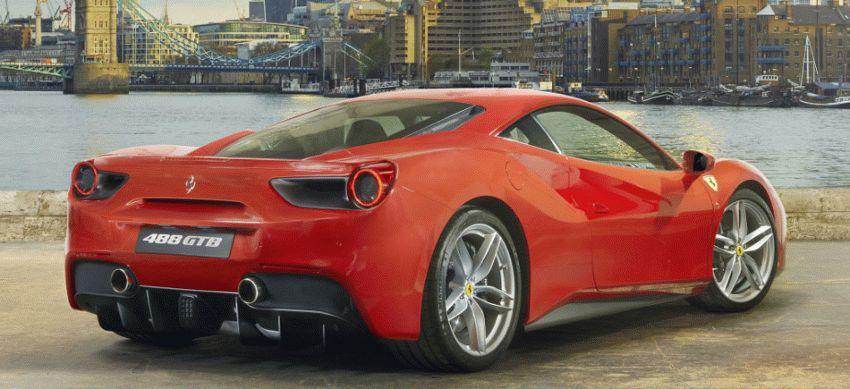 sport kary kupe ferrari  | ferrari 488 gtb pervaya poezdka 8 | Ferrari 488 GTB (Феррари 488) | Тест драйв Ferrari Ferrari 488