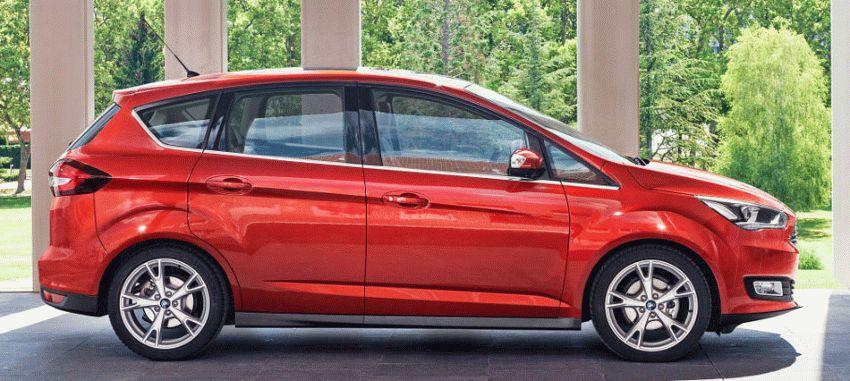 miniven katalog    ford c max ii kompaktvyen 1   Ford C MAX II Компактвэн   Ford C MAX II