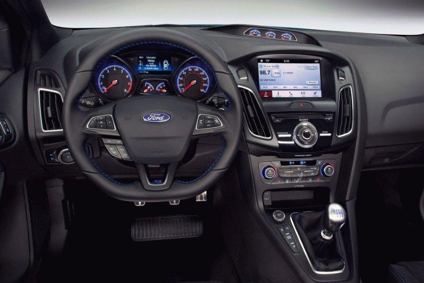 khachbek katalog  | ford focus rs iii khyetchbek 3 | Ford Focus RS III Хэтчбек | Ford Focus