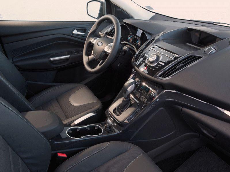 vnedorozhnik katalog  | ford kuga ii vnedorozhnik 3 | Ford Kuga II Внедорожник | Ford Kuga