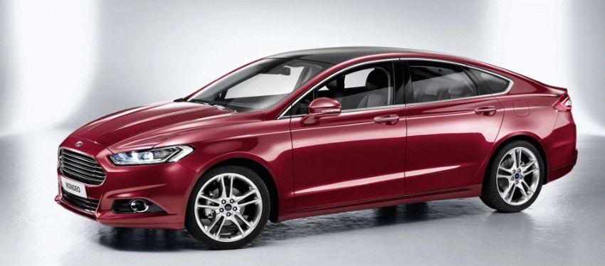 liftbek katalog  | ford mondeo v liftbek 1 | Ford Mondeo V Лифтбек | Ford Mondeo