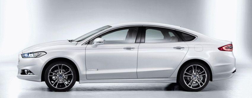 sedan katalog  | ford mondeo v sedan 1 | Ford Mondeo V Седан | Ford Mondeo