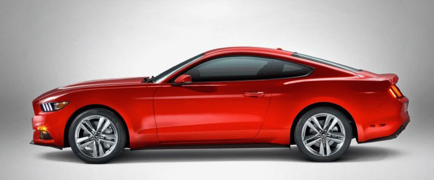 kupe katalog  | ford mustang vi kupe 1 | Ford Mustang VI Купе | Ford Mustang