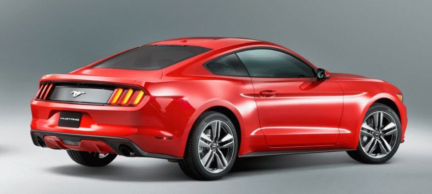 kupe katalog  | ford mustang vi kupe 2 | Ford Mustang VI Купе | Ford Mustang