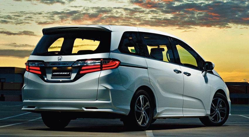 miniveny honda  | honda odyssey 1 | Honda Odyssey (Хонда Одиссей) полный привод | Honda Odyssey