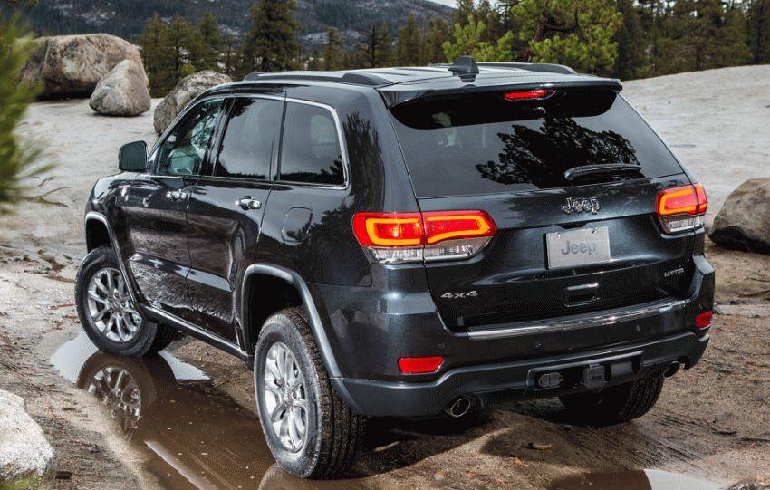vnedorozhnik katalog  | jeep grand cherokee iv wk2 vnedorozhnik 2 | Jeep Grand Cherokee IV (WK2) Внедорожник | Jeep Cherokee