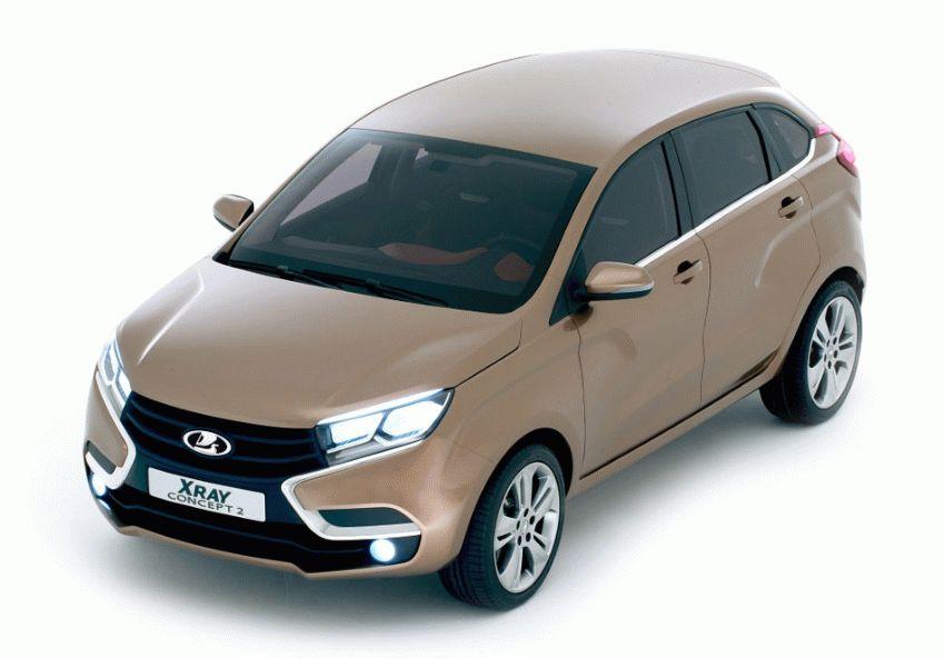 koncept avto  | koncept lada xray 2 1 | Лада Х Рей 2 (Lada Xray 2) Концепт | LADA XRay
