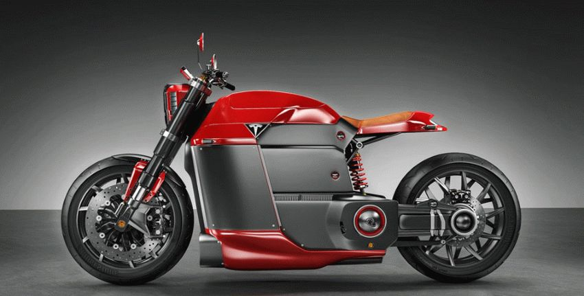 moto  | koncept ot kompanii tesla 1 | Tesla Model M (Тесла модель М) электромотоцикл | Tesla Model M