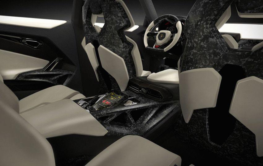 koncept avto  | krossover ot lamborghini 3 | Кроссовер от Ламборгини (Lamborghini) | Lamborghini