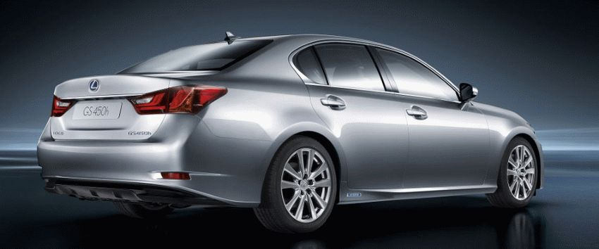 sedan lexus  | lexus gs 450h sedan 2 | Lexus GS (Лексус GS) | Lexus GS