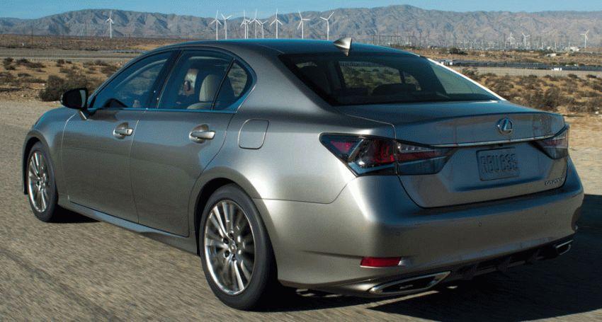 sedan lexus  | lexus gs 1 | Lexus GS (Лексус GS) | Lexus GS