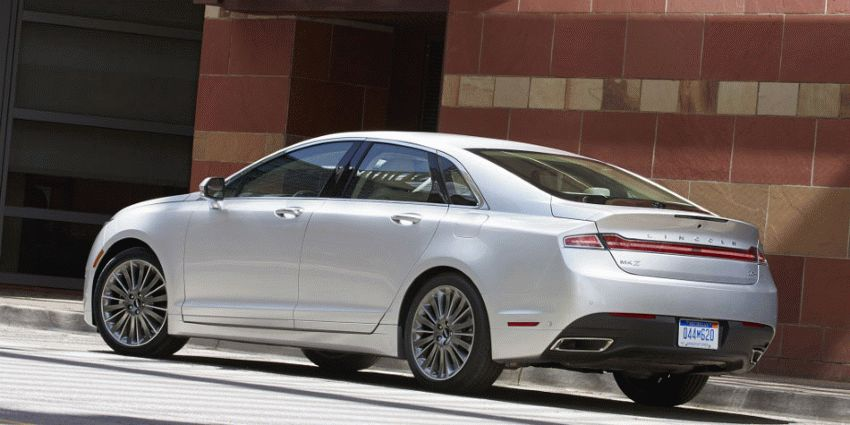 sedan katalog  | lincoln mkz hybrid sedan 1 | Lincoln MKZ Hybrid Седан | Lincoln MKZ