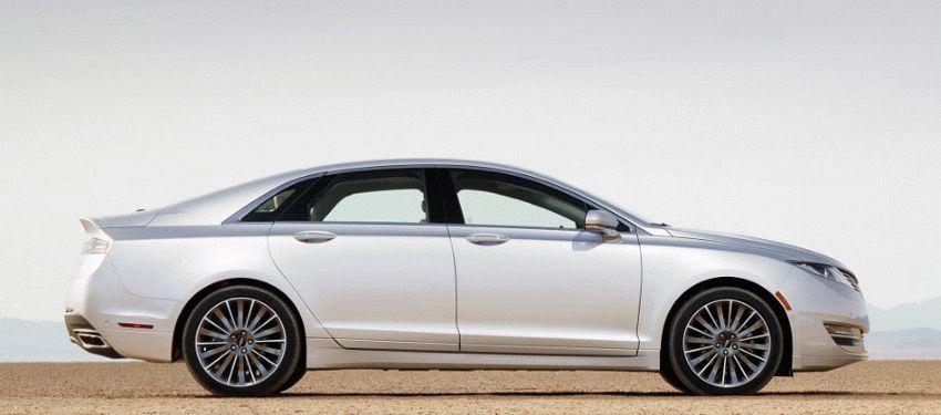 sedan katalog  | lincoln mkz hybrid sedan 2 | Lincoln MKZ Hybrid Седан | Lincoln MKZ