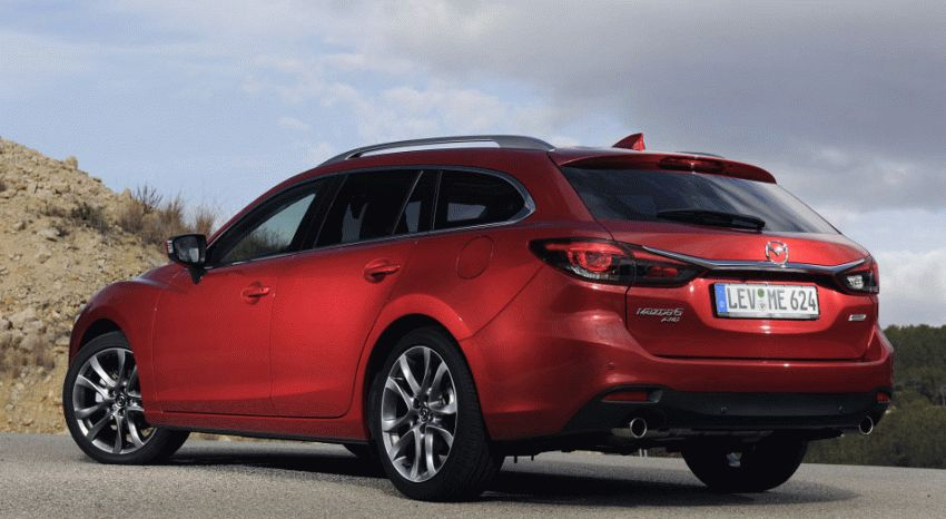universal katalog  | mazda 6 gj universal 2 | Mazda 6 (GJ) Универсал | Mazda 6
