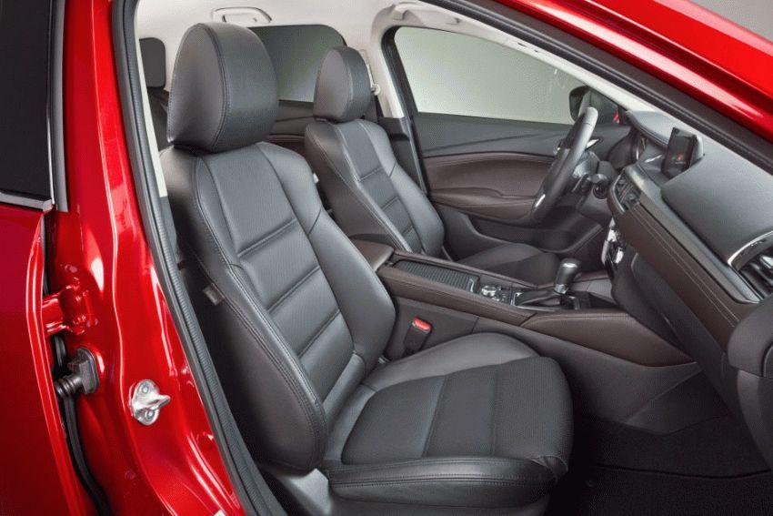 universal katalog  | mazda 6 gj universal 3 | Mazda 6 (GJ) Универсал | Mazda 6
